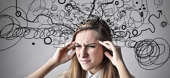 Anxiété, stress, dépression, colère, peur...